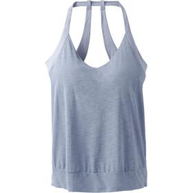 Prana Bedrock Camisa sin mangas Mujer, fairhope blue